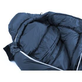 Grüezi-Bag M's Biopod DownWool Ice Sleeping Bag Night Blue